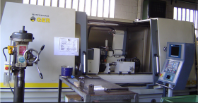 GER CU-1000 CNC - Usinage MRN